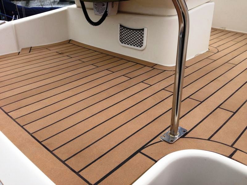 Cork For Boat Decking Bcn By Barnacork